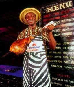 Carnivore Restaurant Kenya